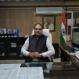 Mr. Sri Shailendra Kumar Joshi, Chief Secretary to Government of Telangana